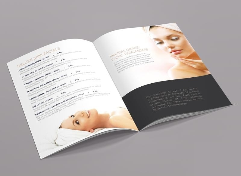 in catalogue cho spa đẹp