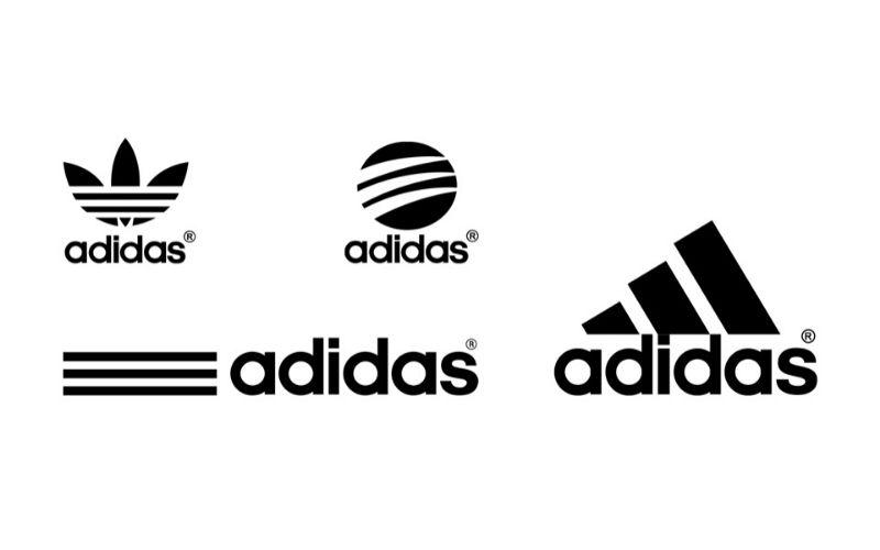 Logo của Adidas