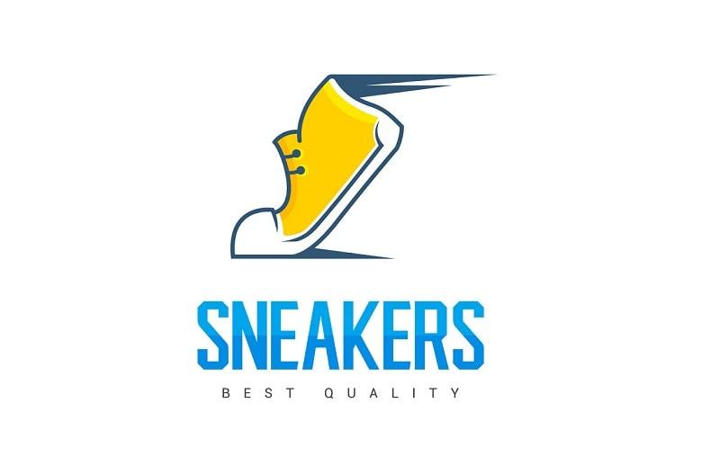 Logo giày đẹp