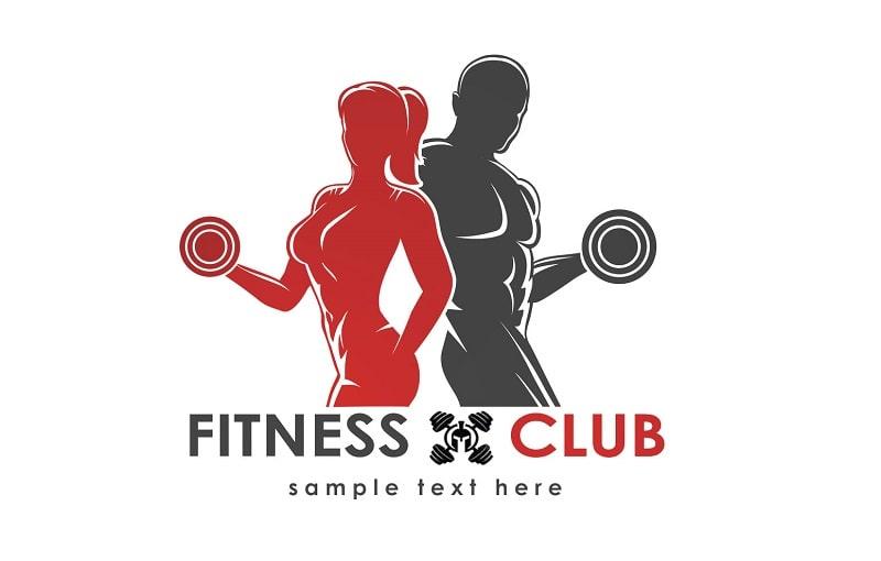 Logo gym đẹp