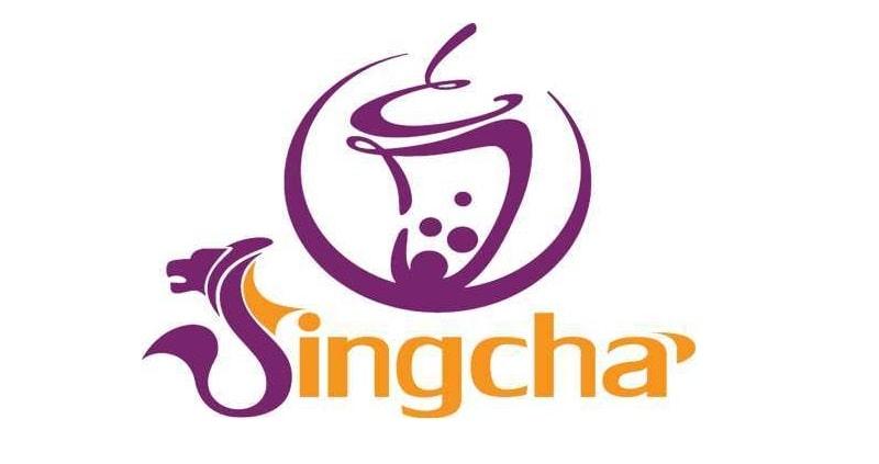 Logo ly trà sữa đẹp