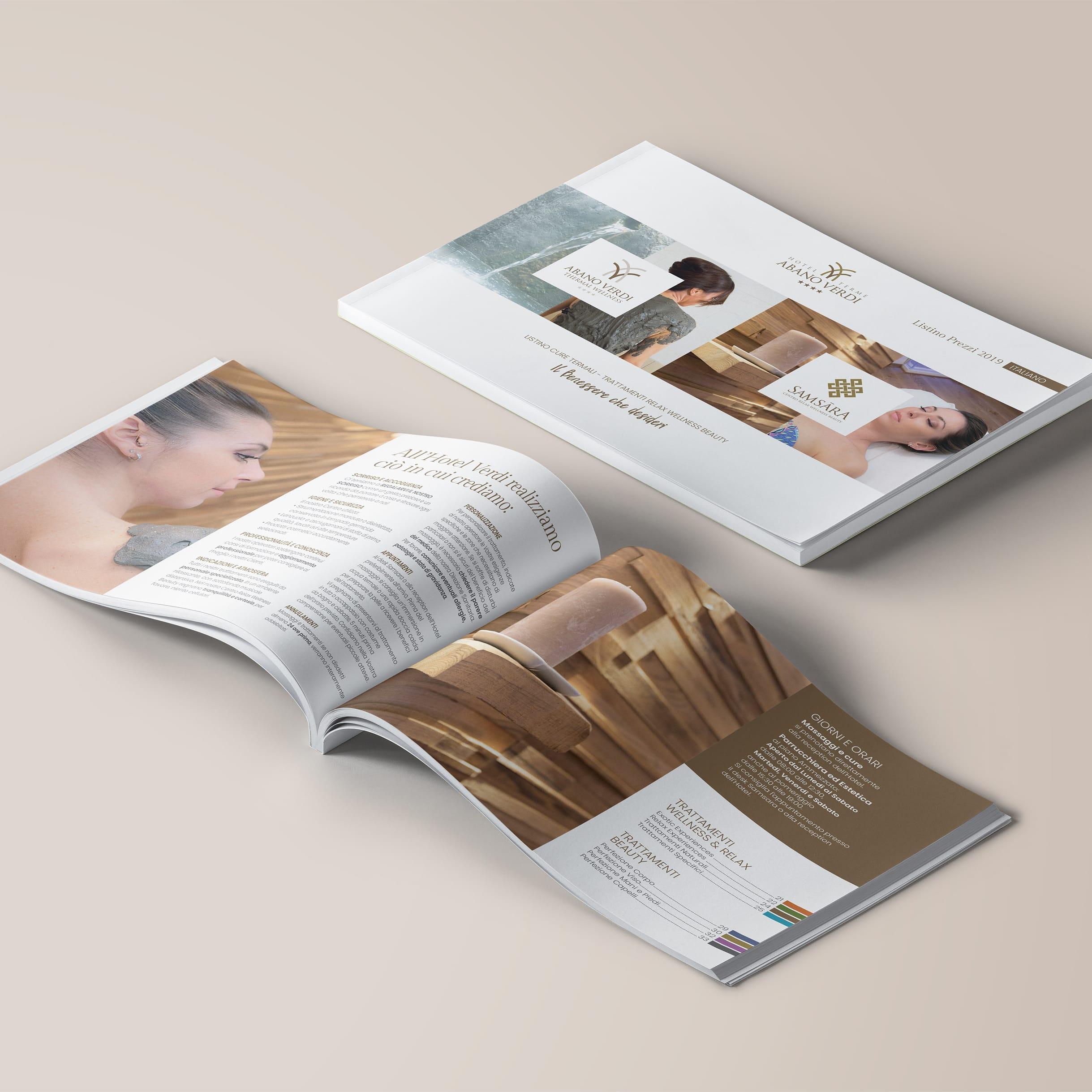 22 mẫu catalogue spa đẹp giúp nâng cao đẳng cấp