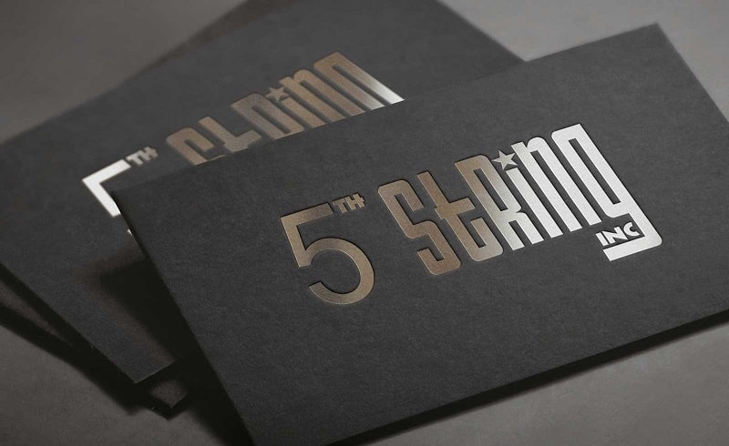 Thiết kế name card phù hợp với bạn
