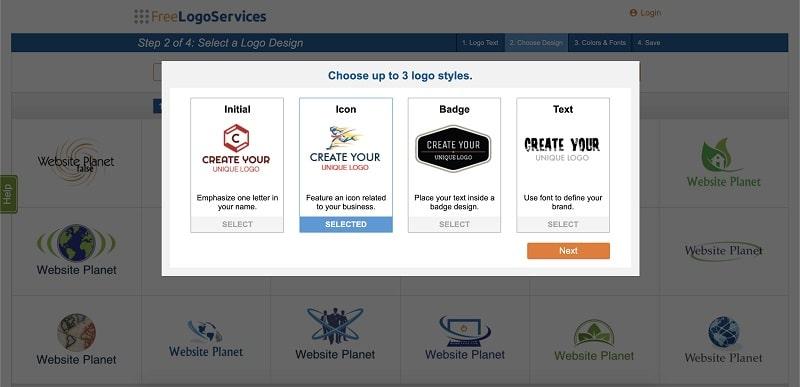 công cụ thiết kế name card online free
